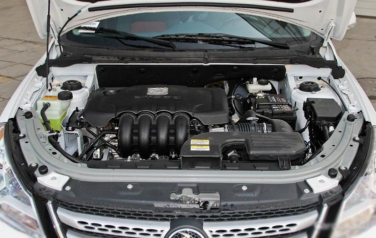 Dongfeng H30 Cross Engine