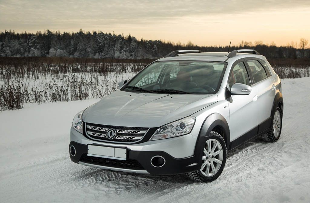 Dongfeng h30 Cross 6