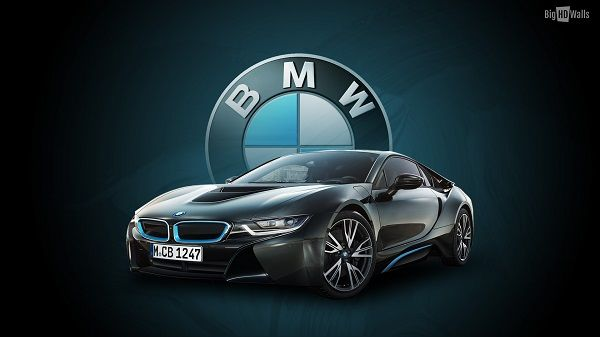 HD BMW i8 Wallpapers