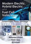 کتاب Modern Electric,Hybrid Electric & Fuel Cell Vehicles