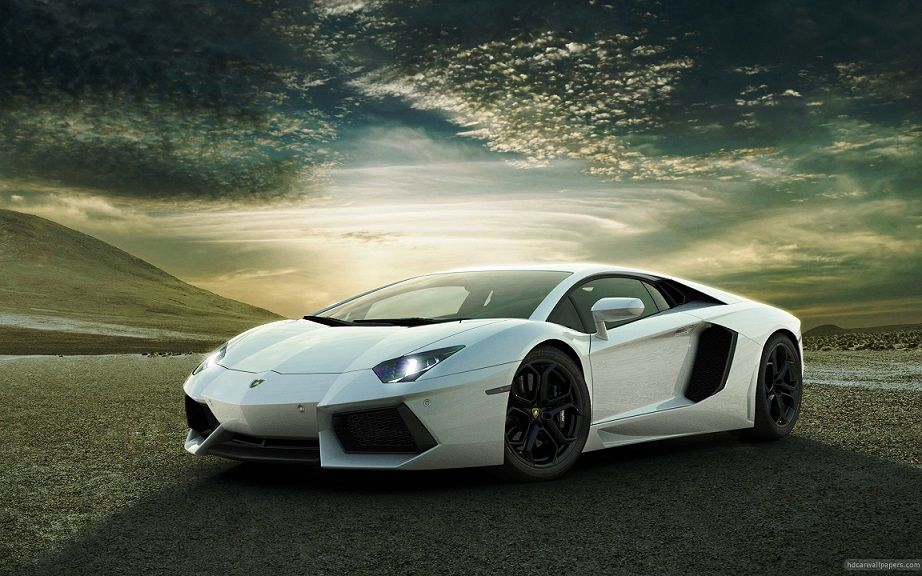 lamborghini aventador high resolution wide