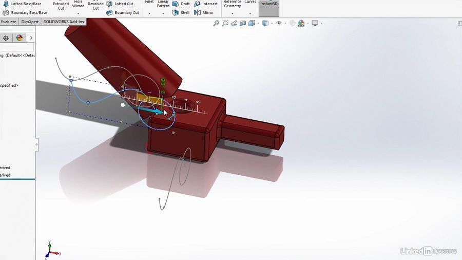 solidworks AdvancedSketching